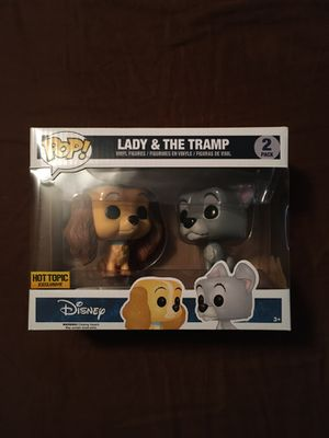 Lady and the Tramp funko for Sale in Dallas, TX
