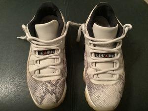 Air Jordan 11 Retro Low 'Light Bone Snakeskin Size 9.5 (Very Rare) for Sale in Lexington, SC