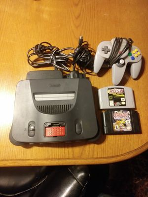 Nintendo 64 100 firm for Sale in Erie, PA