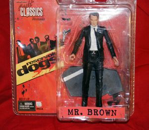 """1991 """"Quentin Tarantino"""" Action Figure for Sale in Houston, TX"""
