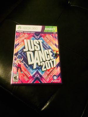 Xbox 360 just dance game 2017 for Sale in Dearborn, MI