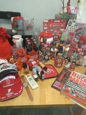 Ohio State football collection for Sale in Reynoldsburg, OH