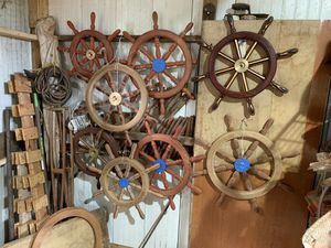 Sailboat steering wheels for Sale in Hialeah, FL