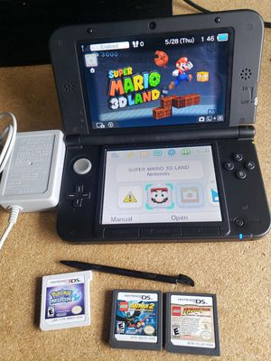 Nintendo 3DS 4games for Sale in Crosby, TX