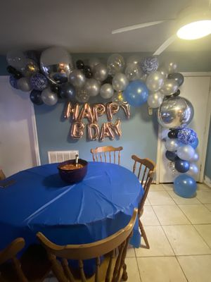 Balloon garlands for Sale in Raleigh, NC