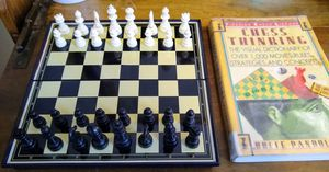 Travel Chess Board for Sale in Seattle, WA