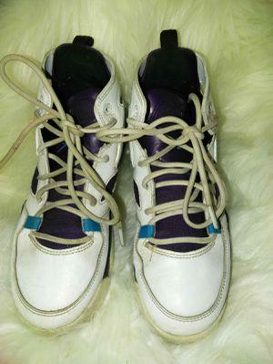 Jordan Flight Club '91 Big Kids Size 5Y Sail Racer Blue Pink Shoes 555472-125 for Sale in Hazelwood, MO