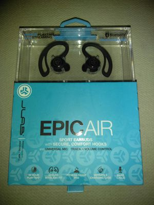 JLab Epic Air Earbuds Wireless for Sale in La Vergne, TN