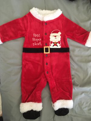Santa costume for Sale in Los Angeles, CA