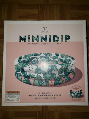 Minidip designer pool brand new for Sale in Bridgeport, CT