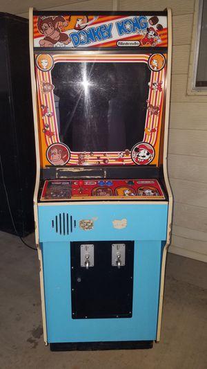 1981 Donkey Kong Arcade Machine for Sale in Tempe, AZ