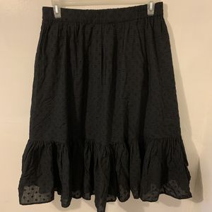NEW J.Crew Women's A Line Black Skirt Size 12 - Brand New With Tags - Retails for $89.50. JCrew J Crew. 1 for Sale in Trenton, NJ