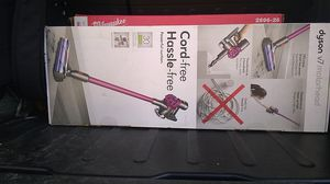 Brand new Dyson v7 box never opened still sealed for Sale in Inglewood, CA