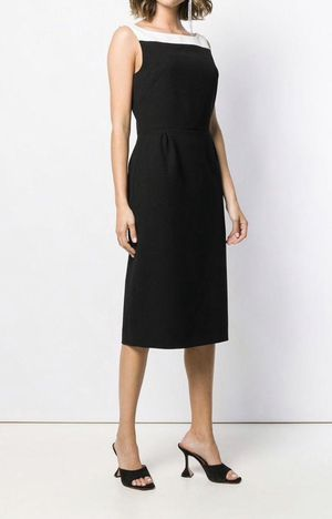 Givenchy Black/white wool dress for Sale in New York, NY