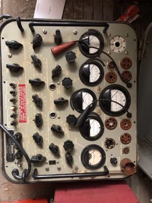 Vacuum tube tester for Sale in Arlington, TX