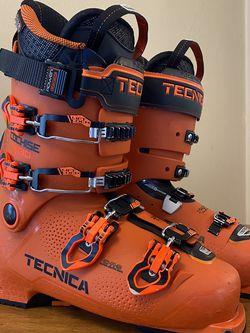 2020 Tecnica Cochise 130 Ski Boots Size 27.5 for Sale in Tukwila,  WA