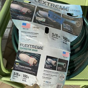 New Garden Hose 100' $30 (Not Free) for Sale in Huntington Beach, CA