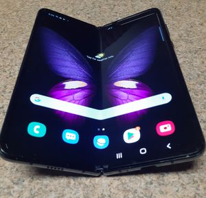 512GB SAMSUNG GALAXY FOLD UNLOCKED PRICES NON-NEGOTIABLE for Sale in Philadelphia, PA