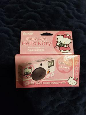 Hello Kitty 35mm Film Camera (Disposable) for Sale in Delano, CA