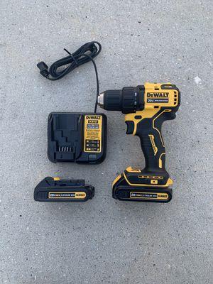 Dewalt 20vt drill driver Atomic compact brand new for Sale in Marrero, LA