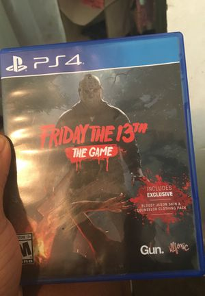 Friday the 13th for Sale in Detroit, MI