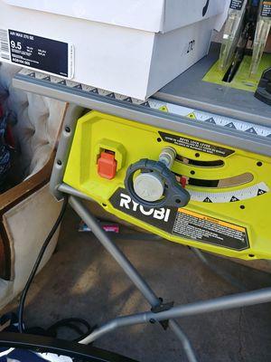 Ryobi table saw for Sale in Glendale, AZ