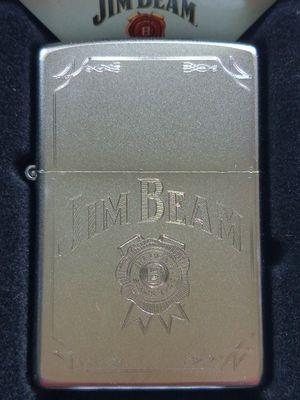 Zippo Jim beam satin chrome 49005 for Sale in Los Angeles, CA