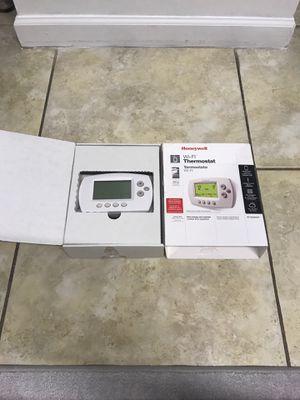 Honeywell Wi-Fi Thermostat New Open Box for Sale in North Miami, FL