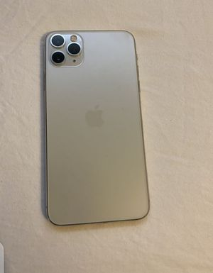 Unlocked iPhone 11 pro max 256gb for Sale in Los Angeles, CA