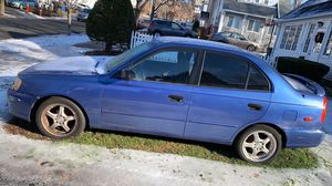 2000 HYUNDAI ACCENT GL for Sale in Hartford, CT