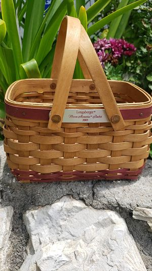 Longaberger basket for Sale in Long Beach, CA