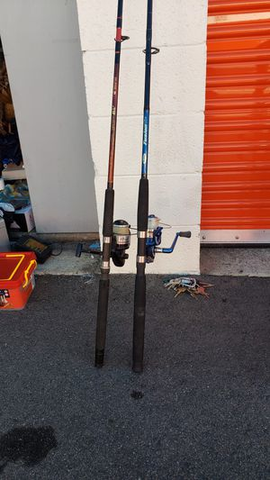 FISHING POLES for Sale in Santa Ana, CA