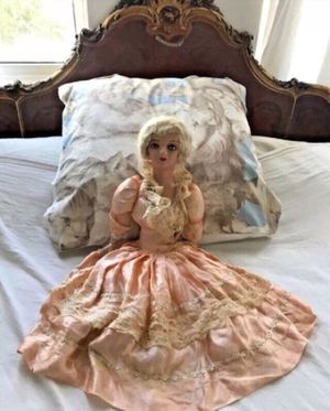 Antique Doll 28 inches Vintage Toy for Sale in SUNNY ISL BCH, FL