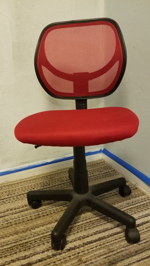 Red office chair for Sale in San Diego, CA