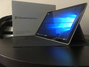 Microsoft Surface Pro Tablet for Sale in Riverside, CA