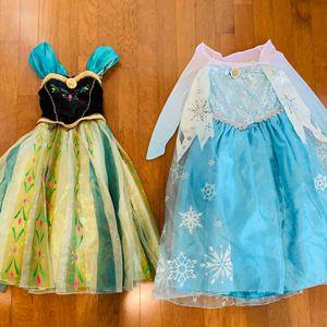 Disney Princess Anna & Elsa Costumes for Sale in Newport Beach, CA