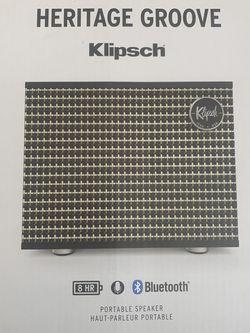 Klipch Heritage Groove Speaker for Sale in Upland,  CA