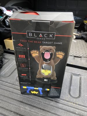 Black Series, Feed the Bear Target Game for Sale in Pittsburgh, PA