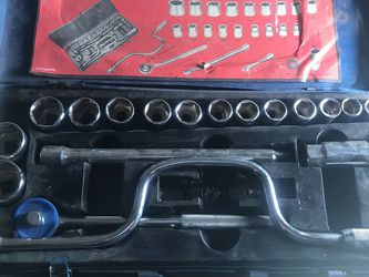 King 25 piece SAE Socket set for Sale in Vancouver,  WA