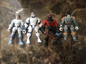 "Vintage Star Wars Lot Of Action Figures 6"" for Sale in Elgin, IL"