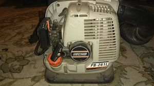 Echo leaf blower FOR SALE... for Sale in Downey, CA