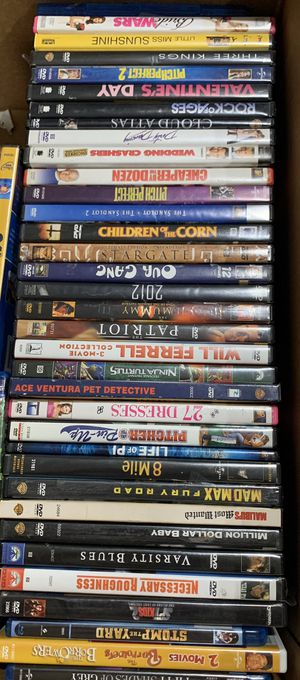 DVD & Some Blueray's for Sale in Lakewood, CA