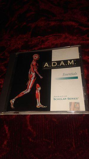 A.D.A.M essentials scholar series for Sale in Sacramento, CA