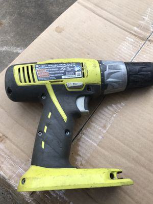 Drill without battery for Sale in Jacksonville, FL