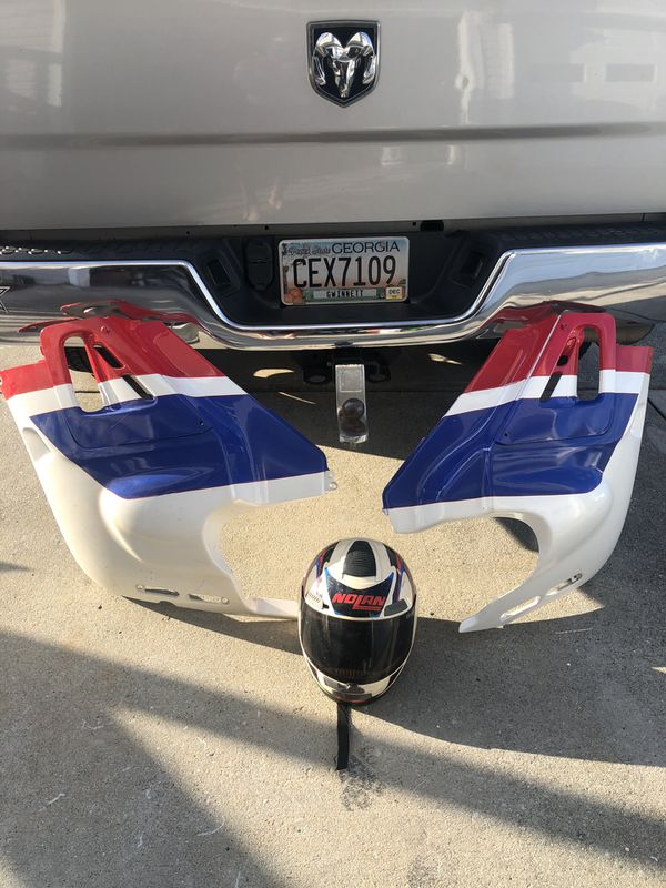 Honda CBR 600 F4 Hurricane Fairings, fits most motorcycles, If listed, it is available MAKE OFFER