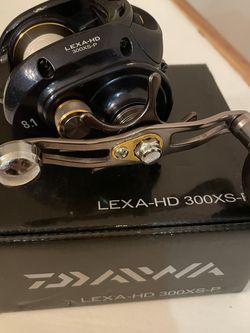 Daiwa lexa 300HD for Sale in Chula Vista,  CA