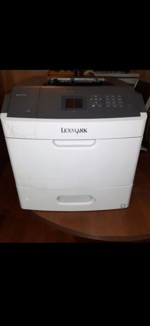 LEXMARK MS810DN MONOCHROME LASER PRINTER for Sale in Rosemead, CA