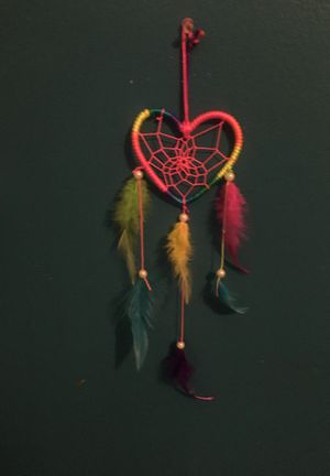 Heart dream catcher for Sale in Portland, OR