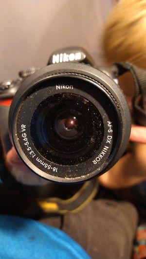 Nikon dx camera for Sale in Dade City, FL