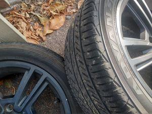 Set of 17s (wheels) for Sale in Lafayette, CO